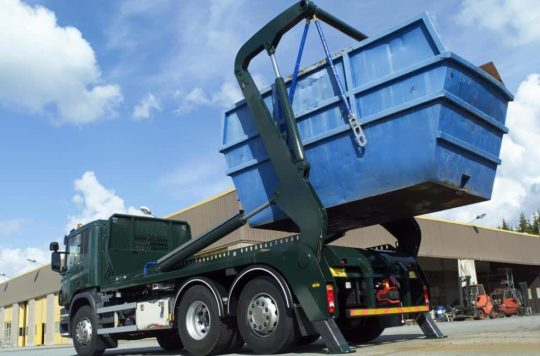 Commercial Dumpster Tampa Rental