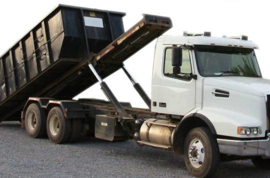 Commercial Tampa Dumpster Rental