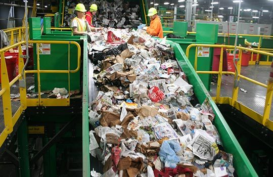 Commercial Tampa Recycling