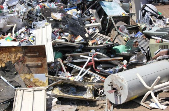 Sell Scrap Metal Tampa