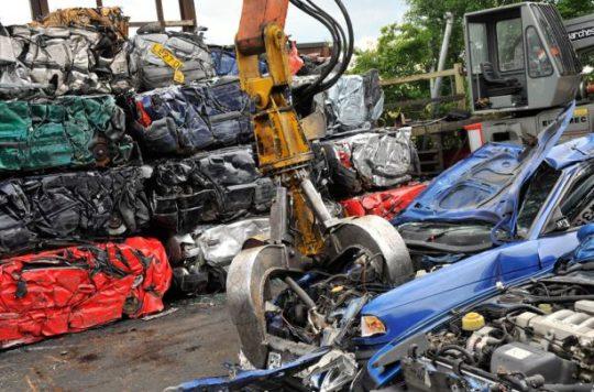 Tampa Business Scrapyard