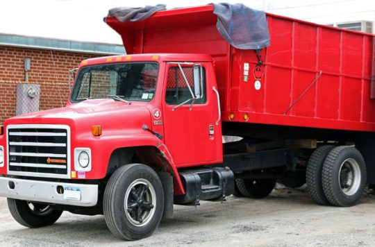 Tampa Commercial Dumpster Rental